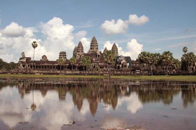 Angkor Wat at 4:30 PM
